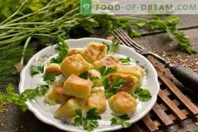 Švilpikai - Bolinhos de batata lituanos