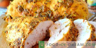 Como cozinhar o peito de frango em um fogão lento