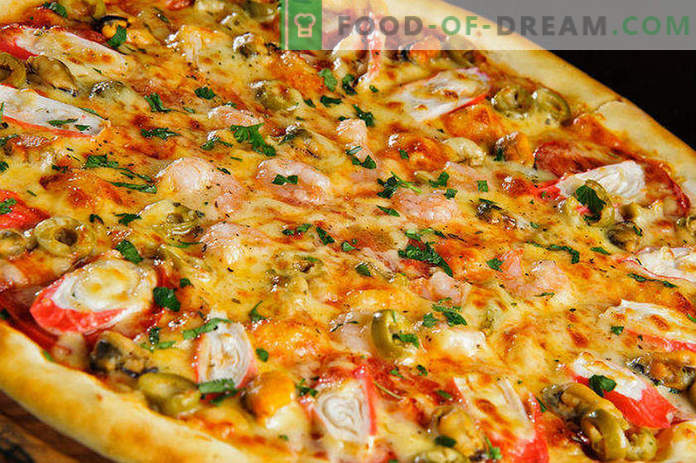 Les 10 meilleures garnitures de pizza à la maison (recettes)