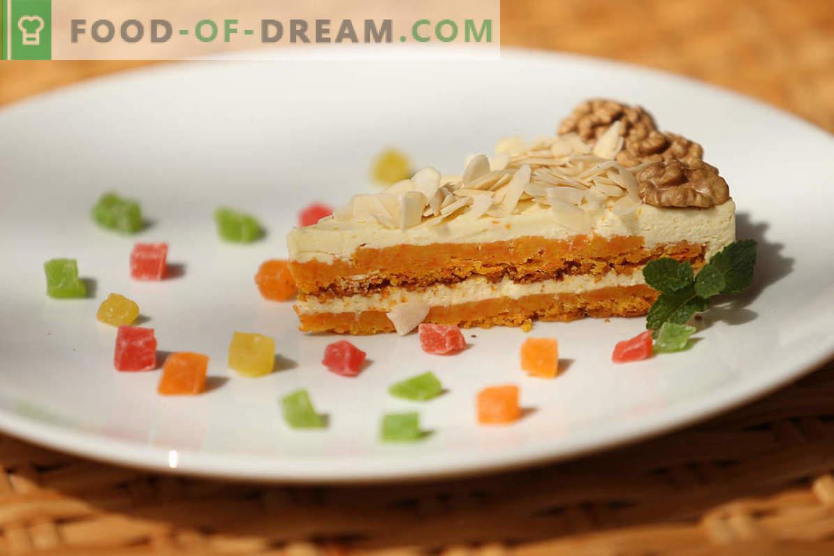 Receita do bolo de cenoura: como preparar um bolo de legumes doce e delicado em casa