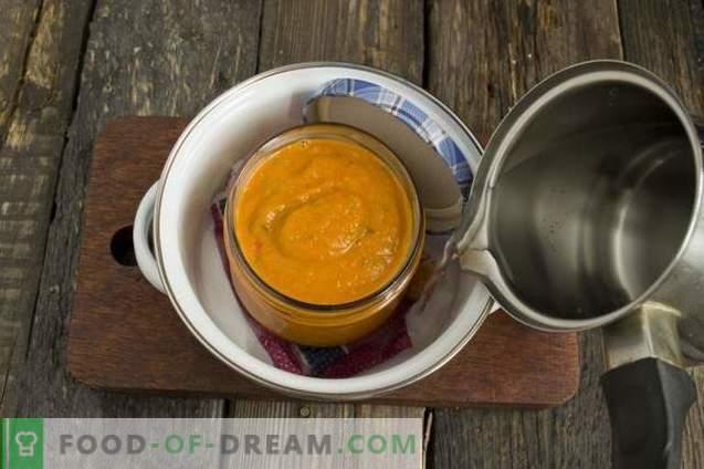 Caviar de squash - você vai lamber os dedos!
