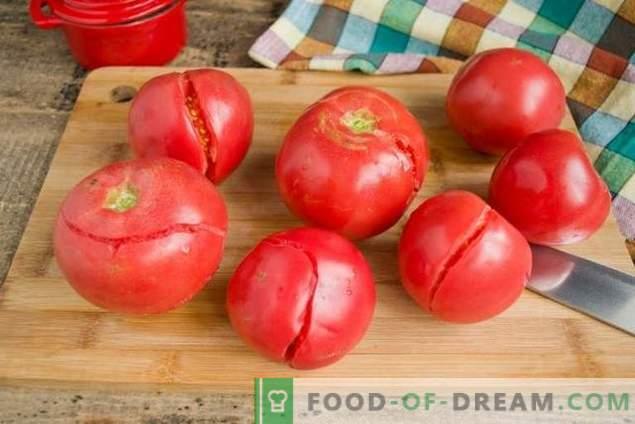Ketchup de tomate caseiro e ameixas de inverno
