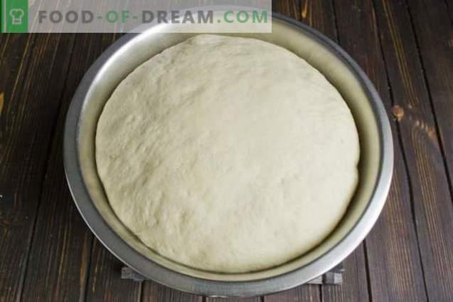 Pão de Fermento Caseiro no Forno
