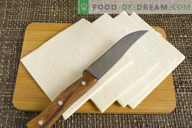 Sopro com carne, batata e queijo