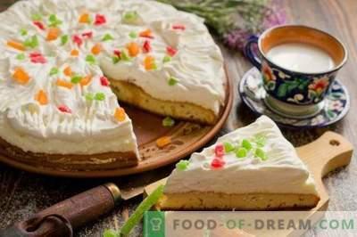 Whipped Cream Cheesecake