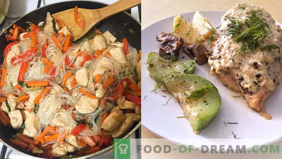 Receitas de filé de frango: prepare 8 deliciosos pratos de filé de frango