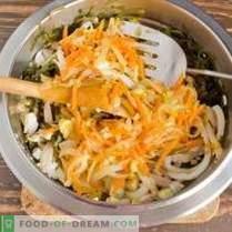 Lulas Coreanas - Deliciosa Salada de Frutos do Mar