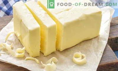 Manteiga caseira - fazemos melhor do que compramos: 10 receitas originais. Como fazer manteiga em casa.