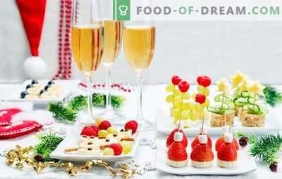 Dan champagne bijten: recepten en tips