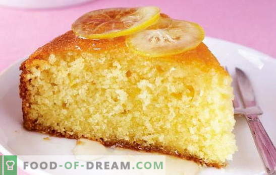 Torta de kefir à pressa - disponível! As melhores receitas para tortas em kefir com pressa: com geléia, maçãs, peixe, etc.