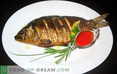 Comment faire frire le poisson dans une poêle: recettes et astuces des chefs. Combien de poisson frit et comment: une question de saine alimentation