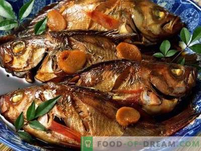 Peixe festivo: os melhores pratos de peixe para o feriado