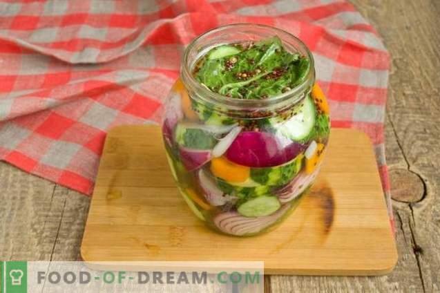 Salada para o inverno