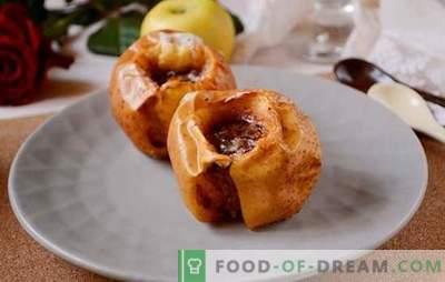 Maçãs no forno com açúcar - um prato simples e útil para a sobremesa. Como assar maçãs no forno com açúcar: a receita detalhada do autor com fotos