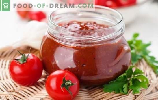 Pasta de tomate em um fogão lento: clássico, com legumes ou picante. Como preparar a pasta de tomate em um multicooker do inverno