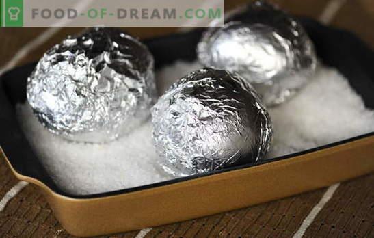 Buraki w piekarniku w folii - piec! Przepisy na gotowanie buraków w piekarniku w folii, różne rodzaje pieczenia i potrawy z nim: pyszne!