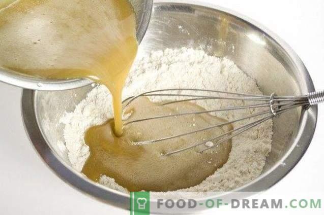 waffles vieneses con azúcar de caña