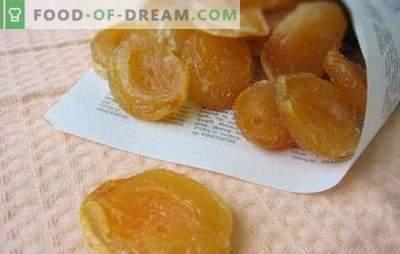 Os damascos cristalizados são uma deliciosa sobremesa e a base da criatividade. Deliciosos pratos com damascos cristalizados - crie!