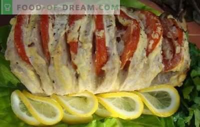 Kiauliena su pomidorais - šventė ant stalo! Sultingos, kvapios kiaulienos su pomidorais receptai: kepti, troškinti, kepti ir su padažu