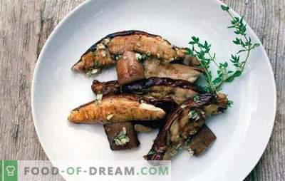 Cât de mult să gătești ciupercile și cum să le faci corect? Cum sa gatiti ciupercile uscate si congelate?