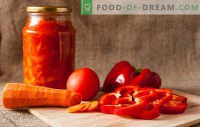 It will warm the cold and add a spark: adjika of tomatoes and peppers for the winter. Traditional and unusual recipes adjika of tomatoes and peppers for the winter