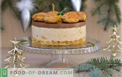 Naked cake is a new trend in confectionery fashion. Recipes and interesting ideas for decorating modern bare cakes