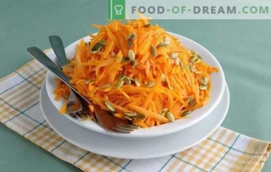 O que cozinhar abóbora rapidamente e saborosa - pratos saudáveis para todos os gostos. Uma seleção de delícias de abóbora: sopas, doces, bebidas