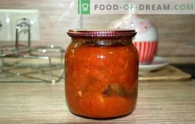 Conservas de peixe em uma autoclave em casa: como fazer? Peixe enlatado caseiro: peixe em molho de tomate, óleo, legumes