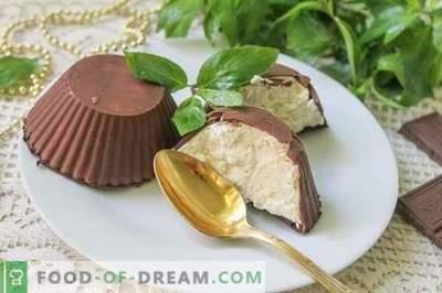 Glazūruotos šokolado varškės - mėgstamas delikatesas nuo vaikystės!