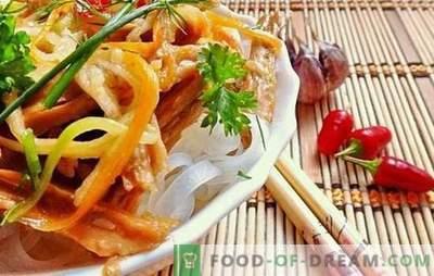 Groenten in teriyaki-saus - geurig, blozend, sappig! Recepten voor het koken van verschillende groenten met teriyaki-saus in de oven, op het fornuis, op de grill