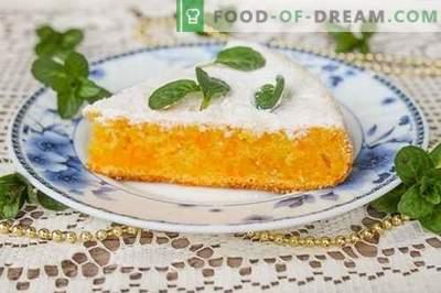Bolo de cenoura - saboroso, econômico e saudável!