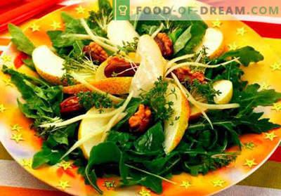 Salada italiana - receitas comprovadas. Como preparar salada italiana.