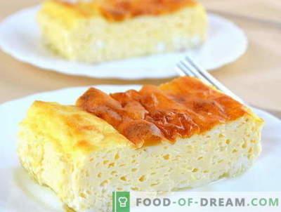Omelete infantil - receitas comprovadas. Como cozinhar corretamente e saboroso omelete infantil.