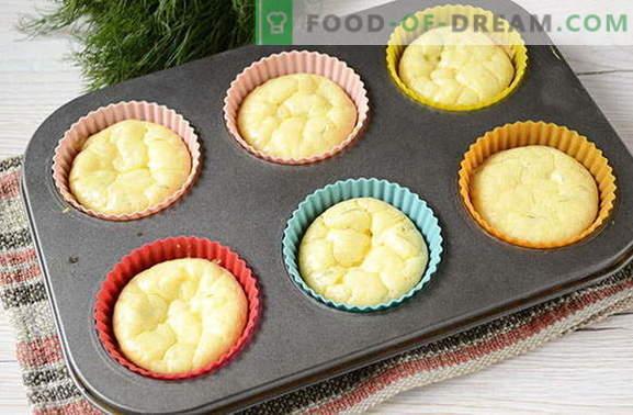 Snack cakes de queijo processado. Você já tentou isso?
