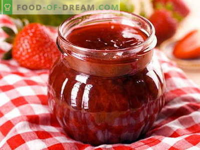 Geléia de morango: como preparar geléia de morango corretamente