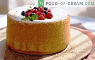 6 melhores receitas de bolo de biscoito em um fogão lento. Como preparar um pão de ló em um fogão lento - rápido!