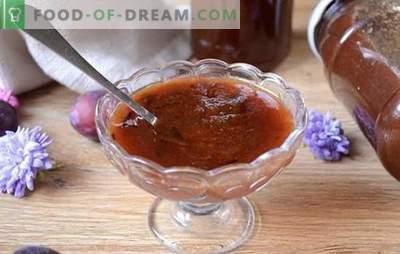 Doce de ameixa - o mais fácil e delicioso! Foto-receita passo-a-passo para fazer geléia do húngaro