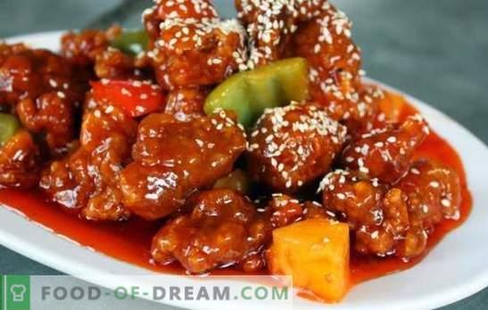 Carne de porco coreana - receitas comprovadas para quem gosta de comida picante. Qualquer acompanhamento é bom com porco coreano