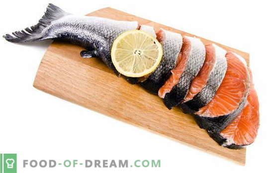 Como conservar o salmão em casa: com mel, limão, vodka. Maneiras rápidas de salmão salgado em casa