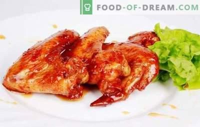 Asas de frango em um multicooker - delicioso! Diferentes maneiras de cozinhar as asas de frango em um fogão lento