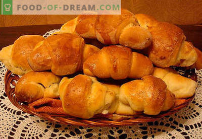Bagels auf Sauerrahm - die besten Rezepte. Wie man richtig und lecker Bagels auf Sauerrahm kocht.