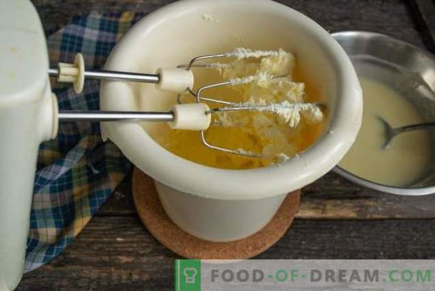Creme de mel cremoso para qualquer bolo