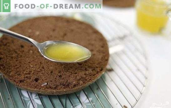 Como mergulhar um pão de ló: receitas, idéias, dicas. Impregnação de biscoito: fazer sobremesa de biscoito suculenta, saborosa e perfumada
