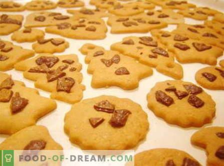 Receitas de Biscoitos: Aveia, Limão, Gengibre, Amêndoa, Nozes