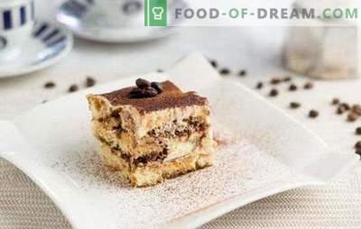Sobremesas deliciosas e simples: prepare doces rápidos em casa! As receitas mais fáceis para sobremesas feitas de biscoitos, pauzinhos, frutas, creme azedo e pão de gengibre