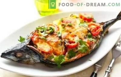 O que cozinhar rapidamente e saboroso para o jantar? Receitas de peixe rápido e saboroso, frango, queijo cottage e legumes para o jantar da família