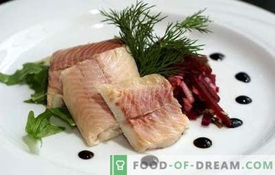 Cómo cocinar pescado: recomendaciones y recetas para platos saludables. ¿Cuánto tiempo se tarda en cocinar pescado: agua dulce y agua salada