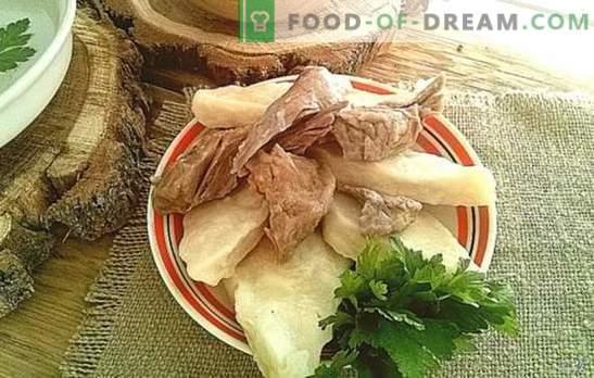 Avar Khinkali - saboroso, simples e original! Como preparar o khinkali Avar saboroso, opções de molhos para eles