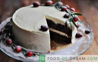 Crème de gâteau au fromage à la crème de la photo! Recettes Crème au fromage à la crème pour imprégner et décorer des gâteaux