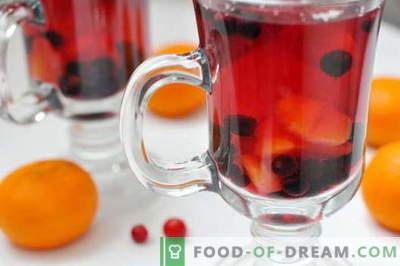 Compota de bagas congeladas - as melhores receitas. Como fazer corretamente e deliciosamente uma compota de frutas congeladas.